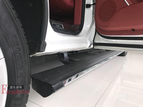 18款总统一号 美系全尺寸SUV 经典奢华范儿