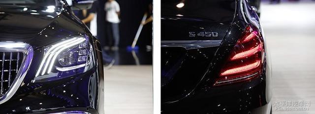奔驰迈巴赫年末钜惠促销 迈巴赫S450价格