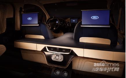 实力赶超别克GL8 福特途睿欧引导商务MPV市场新的风潮