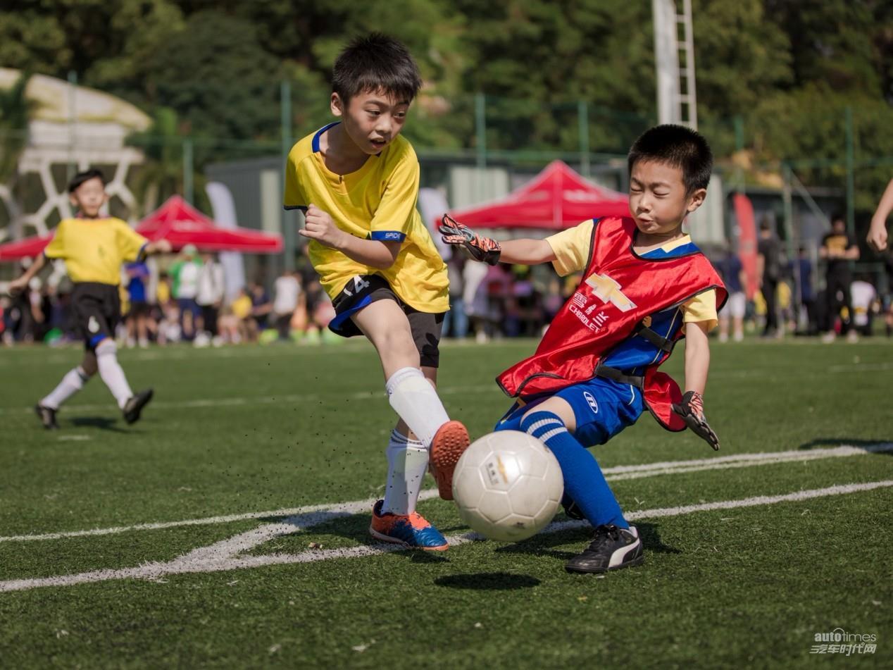 分赛区冠军球队全部诞生——2018年雪佛兰全国少儿足球冠军赛决赛开赛在即