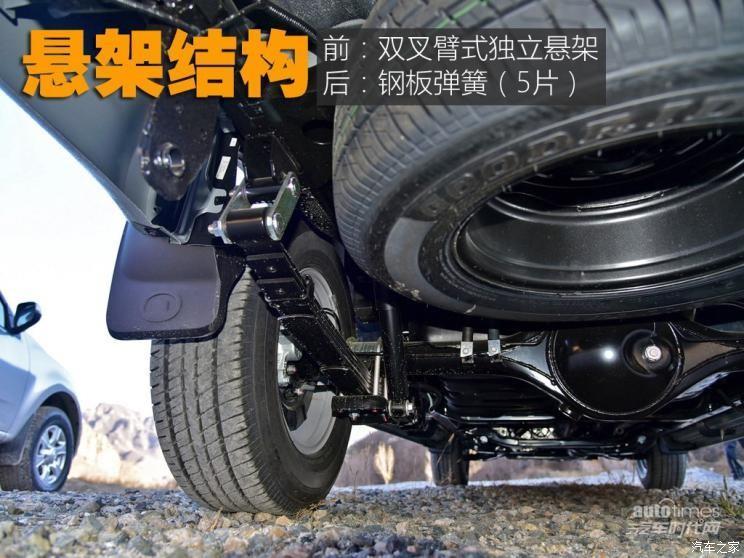 传承经典/智能网联 风骏7公路/越野试驾
