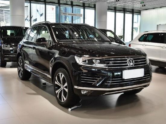 上海2018款大众途锐新车促销报价现车直降8万