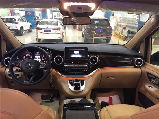 19款奔驰V260L改装商务车 最热销商务MPV车型