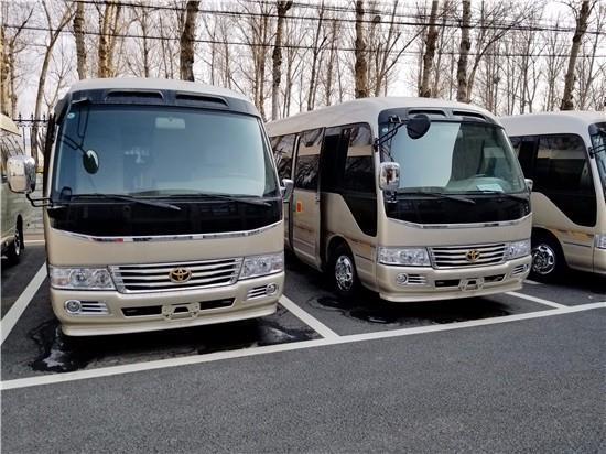 丰田考斯特12座价格 促销超VIP豪华版促销