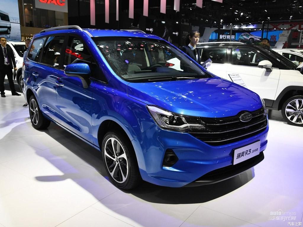 """家用MPV市场升级之选,瑞风R3 1.5T车型再现""""商务级""""实力"""