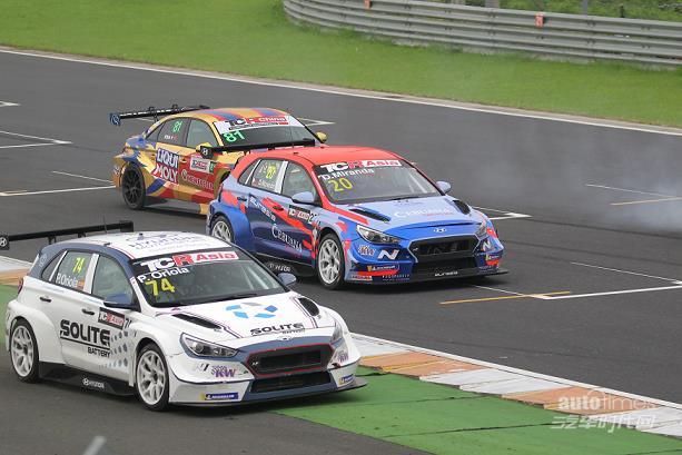 现代N品牌高性能赛车i30 N TCR在TCR亚洲系列赛中国赛区实现三连冠