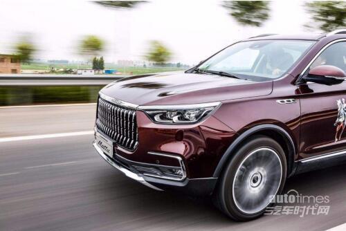 低颜值外表给定宝马技术发动机 猎豹Mattu刷新国产SUV标准