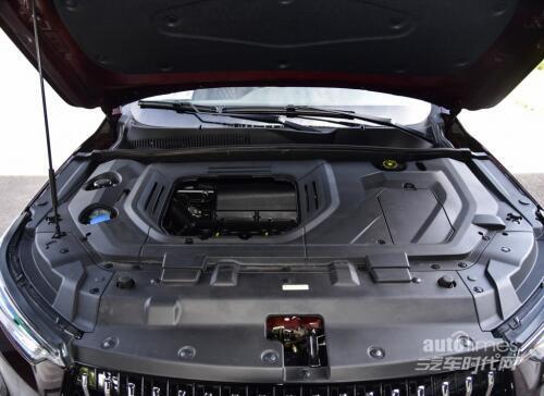 高颜值外表给定宝马技术发动机 猎豹Mattu刷新国产SUV标准