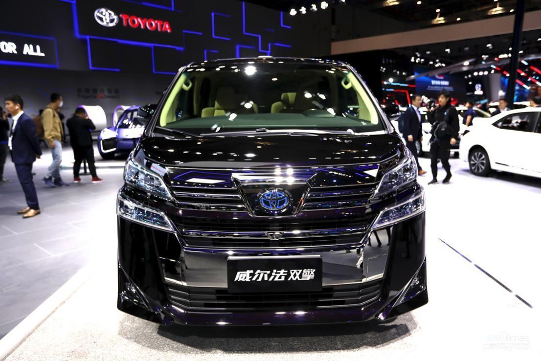 满足用户需求 一汽丰田多款产品全面升级