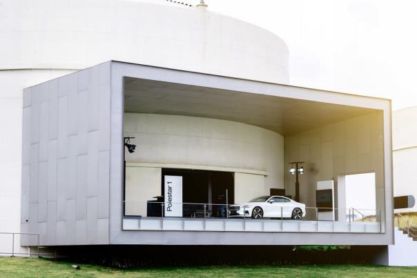 星启未来 设计传承 Polestar极星闪耀上海国际收藏级设计展