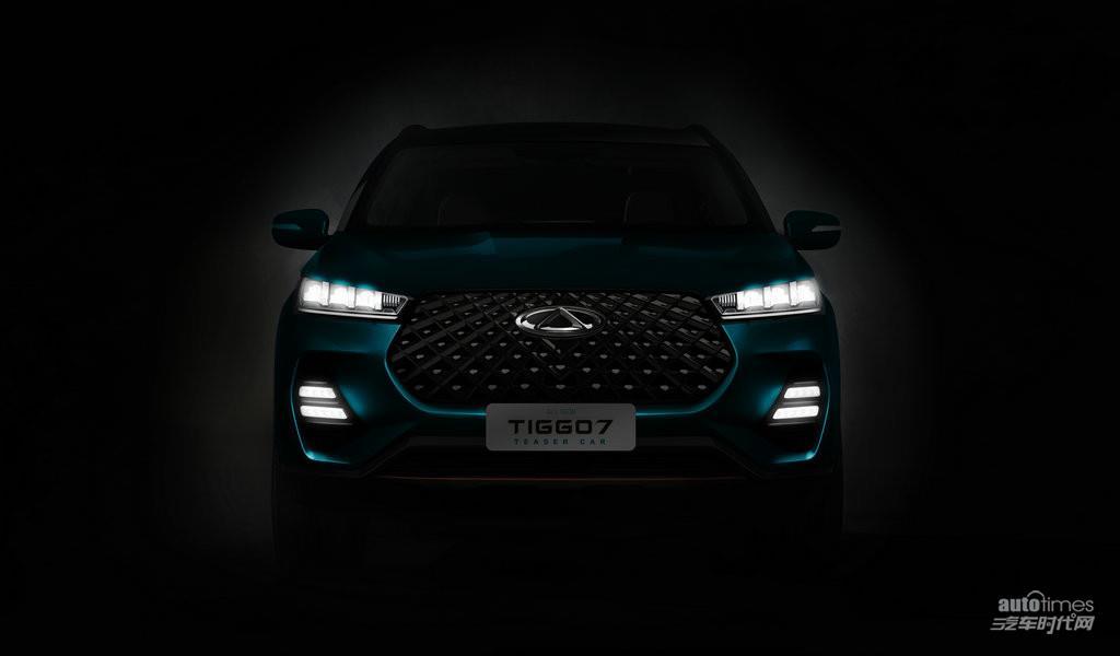 采用全新设计理念 奇瑞新款SUV概念车渲染图曝光