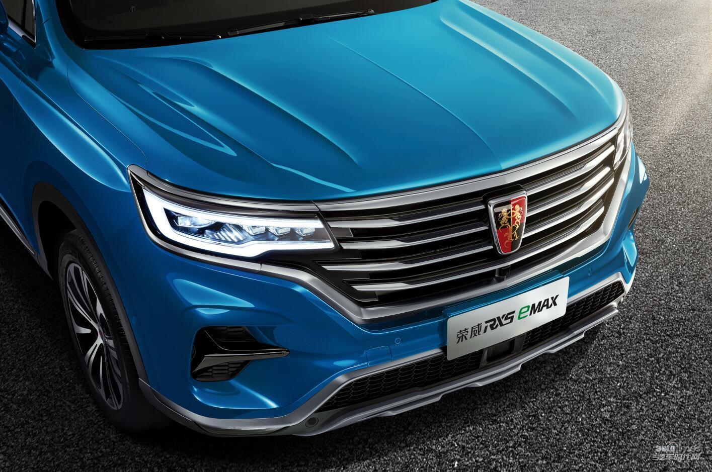 控温效果比肩赛车 荣威RX5 eMAX国内首创动态油冷技术