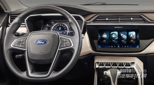 SUV更高價值之選 福特領界性價比超然