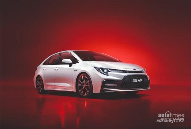 全新雷凌运动版7月上市 基于美版车型打造