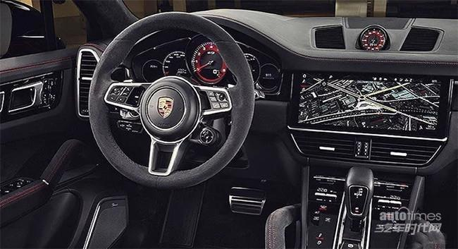 卡宴Coupe GTS图片曝光 搭载4.0升V8发动机