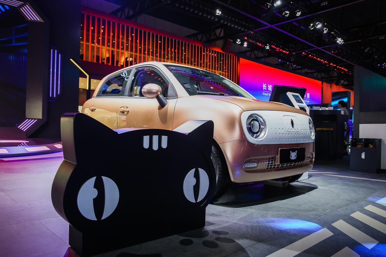 《【华宇平台网】男生勿进 欧拉黑猫带你了解女性购车的小秘密》