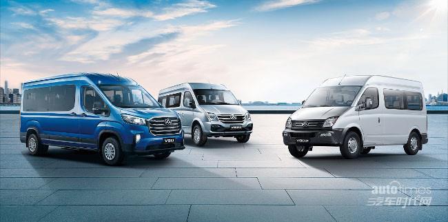 同比暴涨165.91% 上汽大通MAXUS连续三次登顶宽体轻客行业第一!
