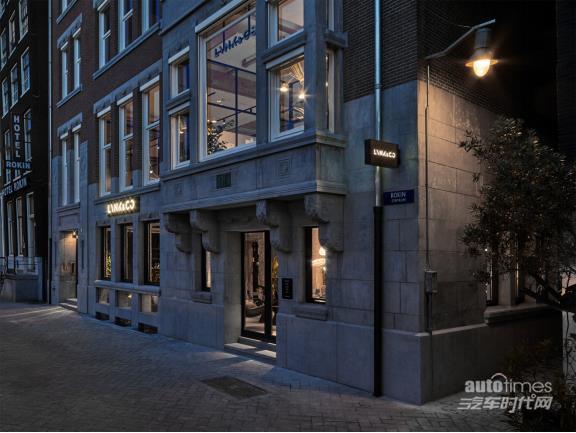 阿姆斯特丹体验店开幕 全新01全球版开启预售【汽车时代网】