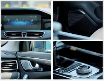 7座车也能免检!全新一代捷途X90向你展现细节魅力