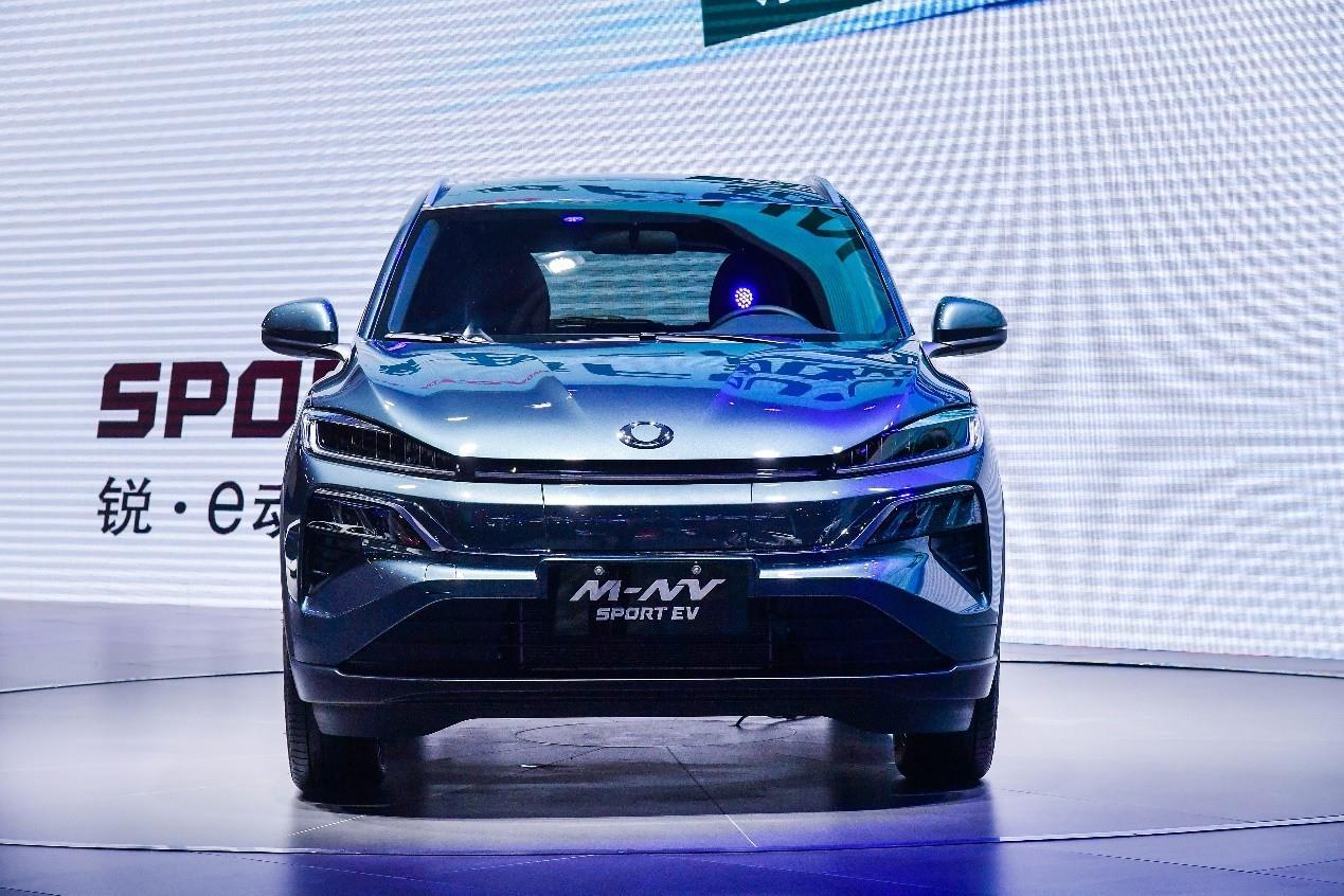 《【华宇平台网】质趣纯电动车M-NV领衔,东风Honda全系车型亮相广州车展》