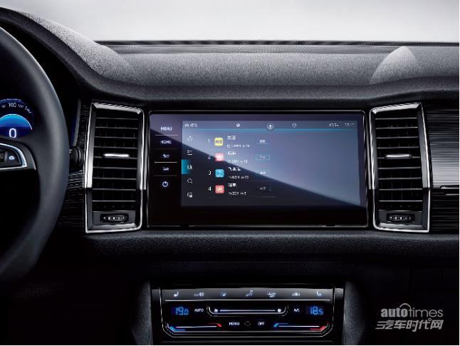 屏幕更大 功能更强 柯迪亚克家族搭载智慧车联系统焕新而来