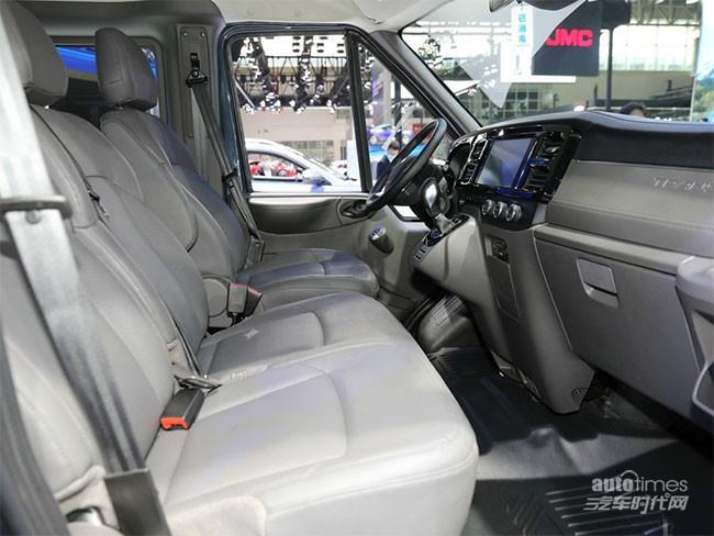 全顺Pro车型开启预售 预售价16.88-23.98万