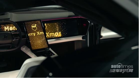 高合HiPhi X NT展翼门定义全球唯一无门把手免触科技豪华型范