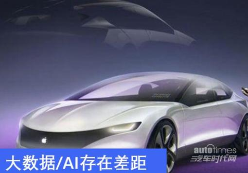 大數據/AI存在差距 蘋果汽車或最早2025年推出【汽車時代網】