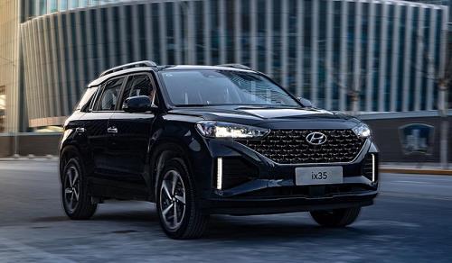 誰是緊湊型SUV新寵兒?北京現代全新ix35給你答案【汽車時代網】