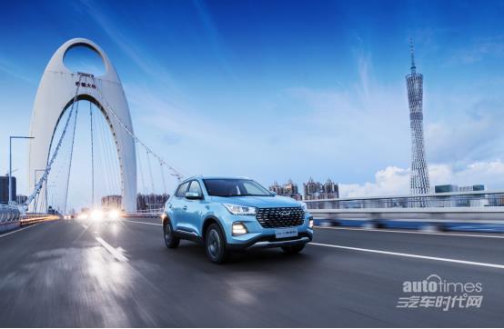 奇瑞汽车2020年逆势增长8.6% 总销量达44.9万辆