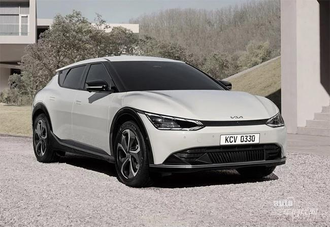 起亚EV6英国正式上市开售 人民币36.6万元起【汽车时代网】