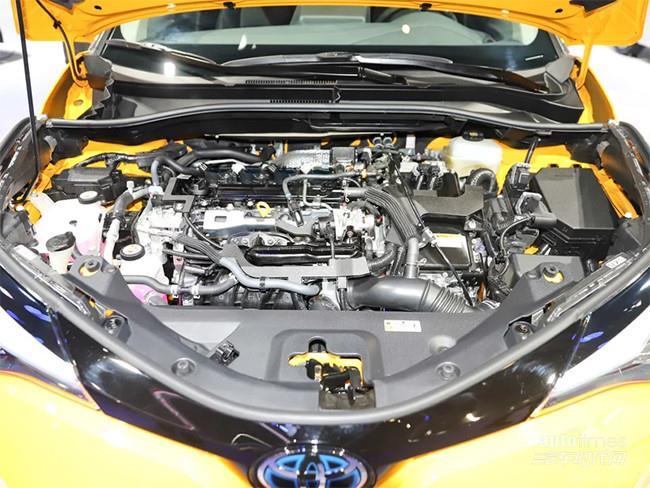 新款丰田C-HR正式上市 售价14.18-19.08万元