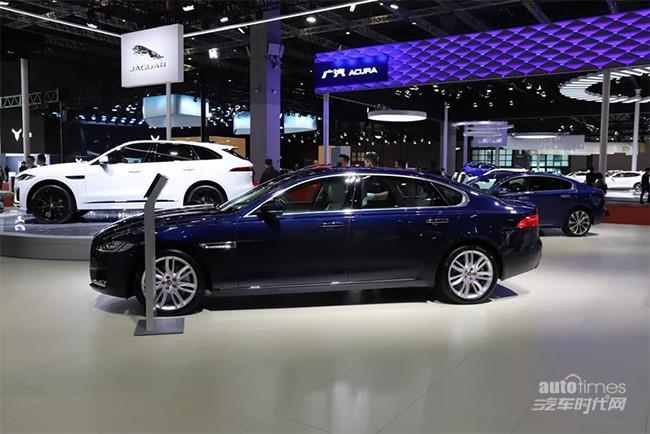 新款捷豹XFL将于6月15日上市 新车全面升级