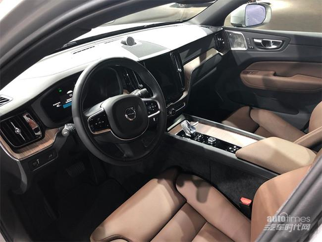 新款沃尔沃XC60部分配置曝光 将6月11日上市