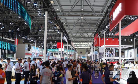 《【华宇平台网】2021重庆车展盛大开幕》